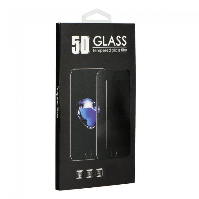 Tempered Glass 9h for Huawei P Smart 2020 5D Full Glue Black