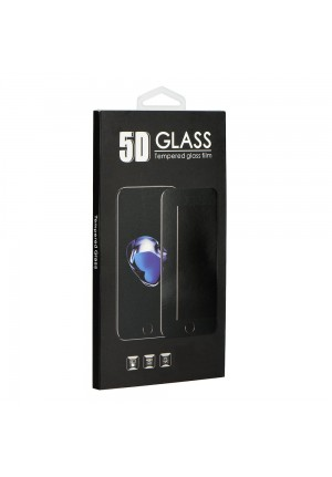 Tempered Glass 9h for Huawei Y5P 5D Full Glue Black