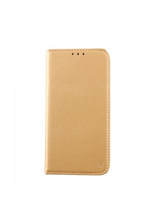 Θήκη για Huawei Honor 8X Magnet Book Gold (Volte-Tel)