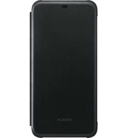 Θήκη για Huawei Mate 20 Lite Wallet Cover Black Original (51992567)