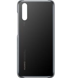 Θήκη για Huawei P20 Faceplate Black Original (51992349)