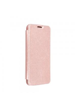 Θήκη για Huawei P30 Lite Forcell Electro Book Rose Gold