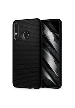 Θήκη για Huawei P30 Lite Spigen Liquid Air Black (L39CS25738)