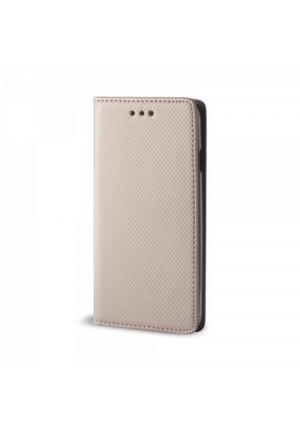 Θήκη για Huawei P30 Lite Senso Magnet Book Gold BMHUAP30LG