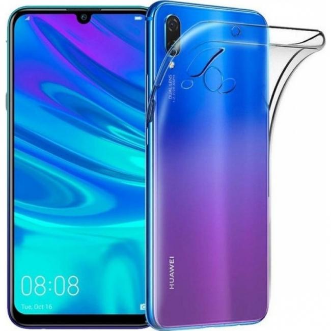 Θήκη για Huawei P Smart 2019 Tpu Clear 0.3mm