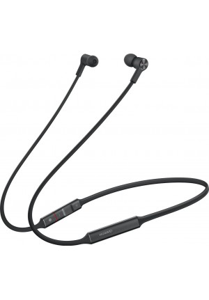 BLUETOOTH HUAWEI FREELACE HEADSET BLACK EU
