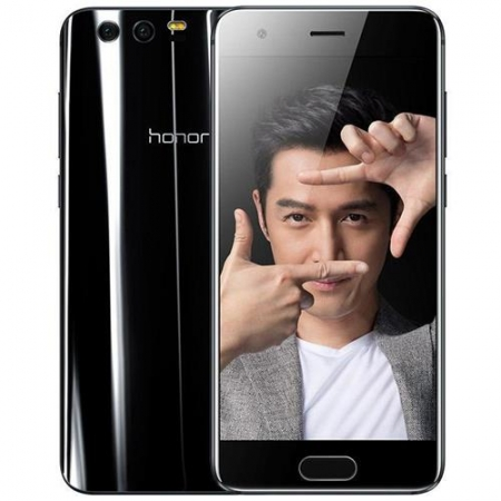 HUAWEI HONOR 9 64GB DUAL BLACK ...