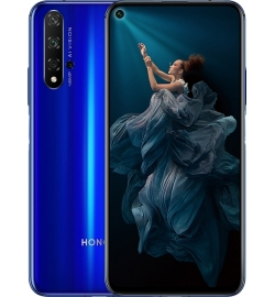 HONOR 20 128GB DUAL BLUE EU