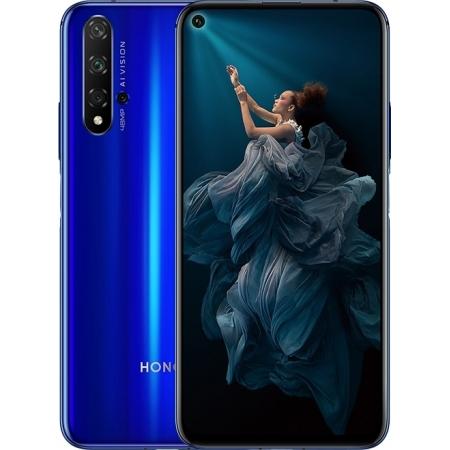 HONOR 20 128GB DUAL BLUE EU