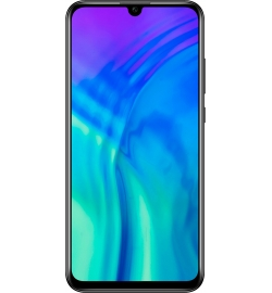 HONOR 20 LITE 128GB DUAL BLACK EU
