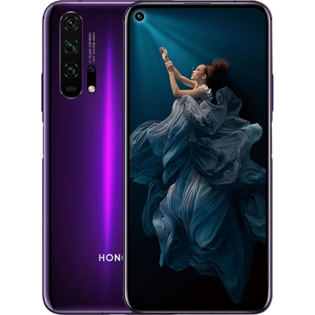 HONOR 20 PRO 256GB DUAL BLACK E...