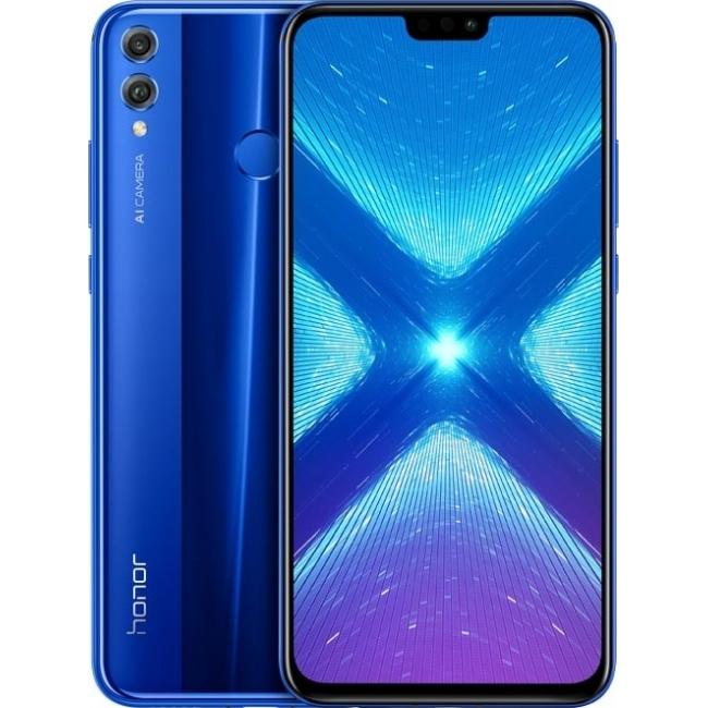HONOR 8X 64GB DUAL BLUE EU
