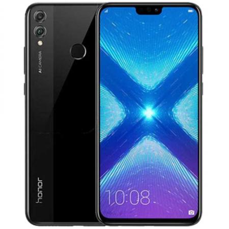 HONOR 8X 128GB DUAL BLACK EU