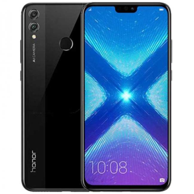 HONOR 8X 64GB DUAL BLACK EU