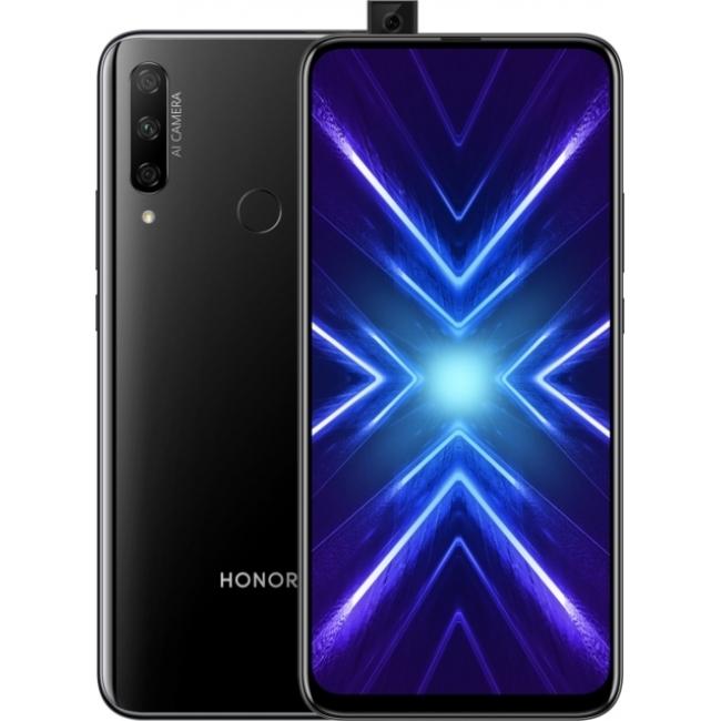 HONOR 9X 128GB 4GB DUAL BLACK EU