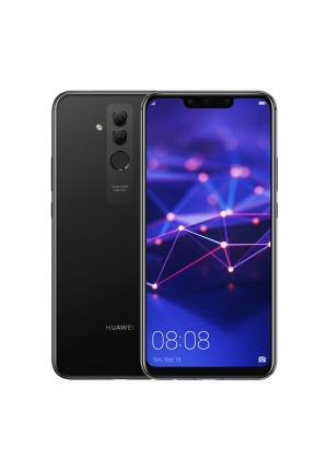 HUAWEI MATE 20 LITE 64GB DUAL BLACK EU