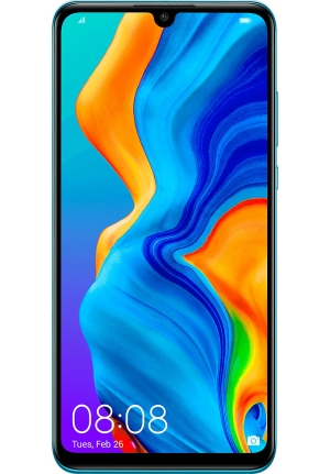 HUAWEI P30 LITE 256GB 6GB DUAL PEACOCK BLUE EU (NEW EDITION)