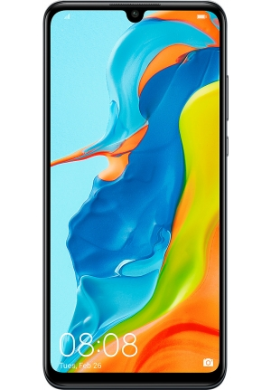 HUAWEI P30 LITE 256GB 6GB DUAL BLACK EU (NEW EDITION)