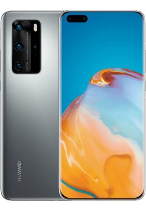 HUAWEI P40 128GB 8GB RAM 5G DUAL SILVER EU (ANA-NX9)