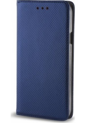 ΘΗΚΗ ΓΙΑ HUAWEI P SMART 2020 MAGNET BOOK CASE NAVY BLUE