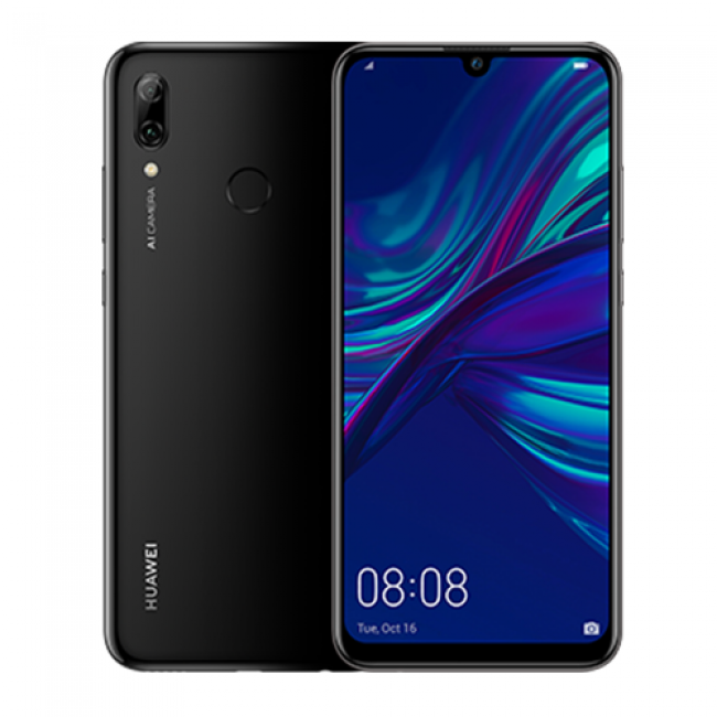 HUAWEI P SMART 2019 64GB DUAL BLACK EU
