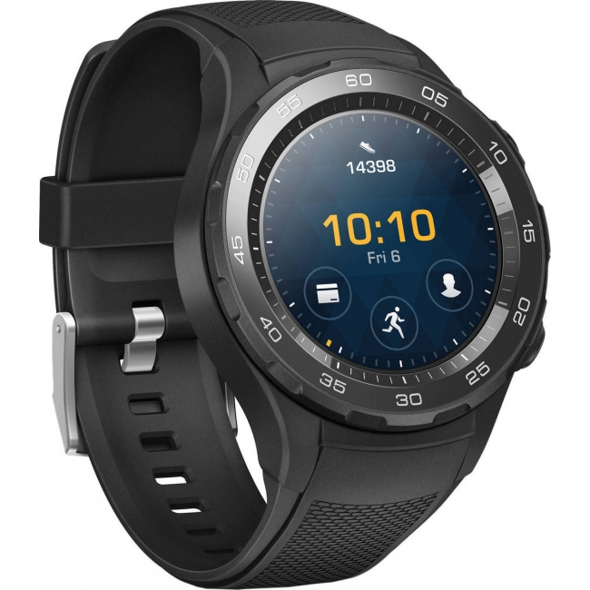 HUAWEI WATCH 2 BLACK LEO-BX9 EU