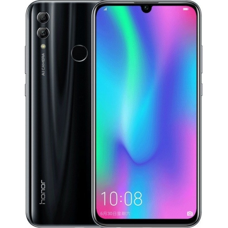 HONOR 10 LITE 64GB DUAL BLACK E...