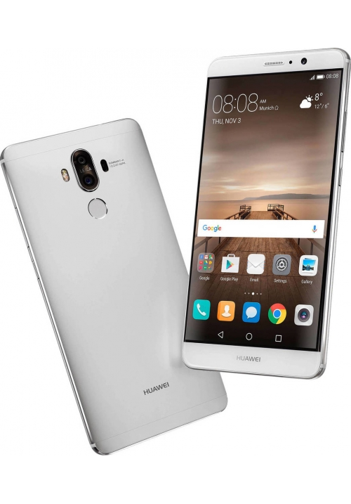 HUAWEI MATE 9 64GB MOONLIGHT SILVER EU
