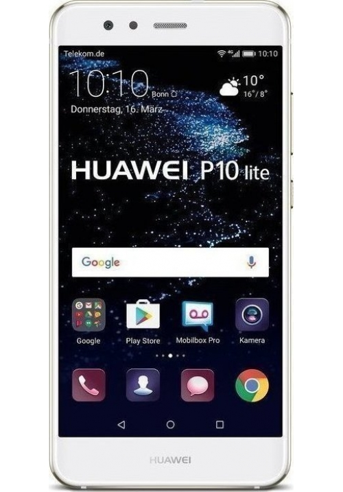 HUAWEI P10 LITE DUAL 3GB RAM 32GB PEARL WHITE EU
