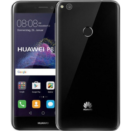 HUAWEI P8 LITE 2017 BLACK EU