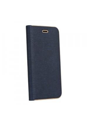 Θήκη για Apple Iphone 7 plus / 8 plus luna book navy blue