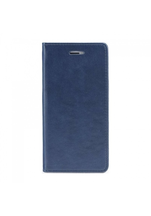 Θήκη για APPLE IPHONE 7/8 TPU MAGNET BOOK NAVY BLUE