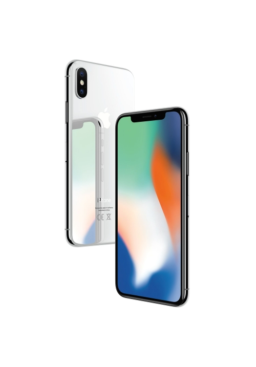 APPLE IPHONE X 256GB SILVER EU