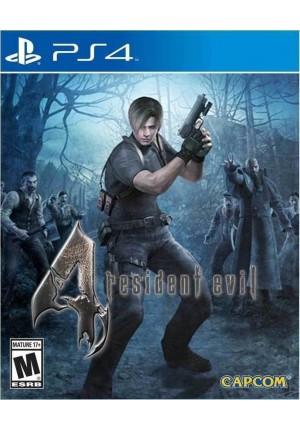 PS4 RESIDENT EVIL 4