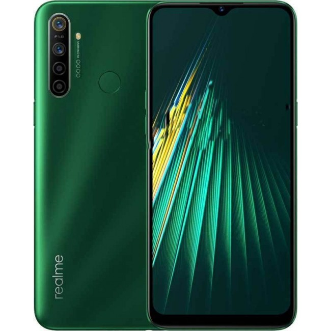 REALME 5i 64GB 4GB DUAL FOREST GREEN EU