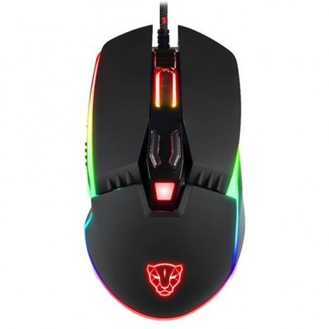 MOUSE MOTOSPEED V20 WIRED GAMING BLACK PMW3360