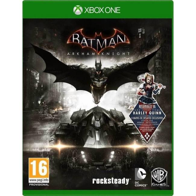 XBOX ONE GAME BATMAN ARKHAM KNIGHT