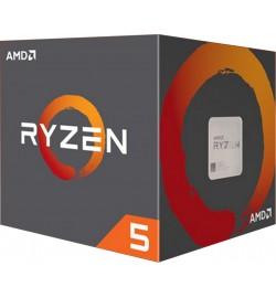 CPU AMD AM4 RYZEN 5 1600 3,2GHz BOX YD1600BBAFBOX
