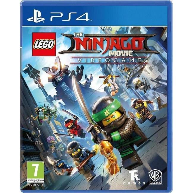 PS4 LEGO NINJAGO THE MOVIE GAME