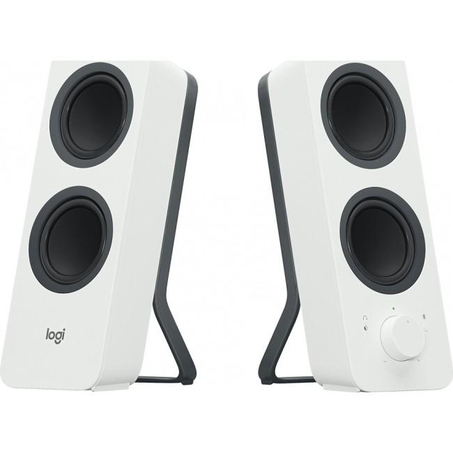 SPEAKERS LOGITECH Z207 2.0 WHITE 980-001292