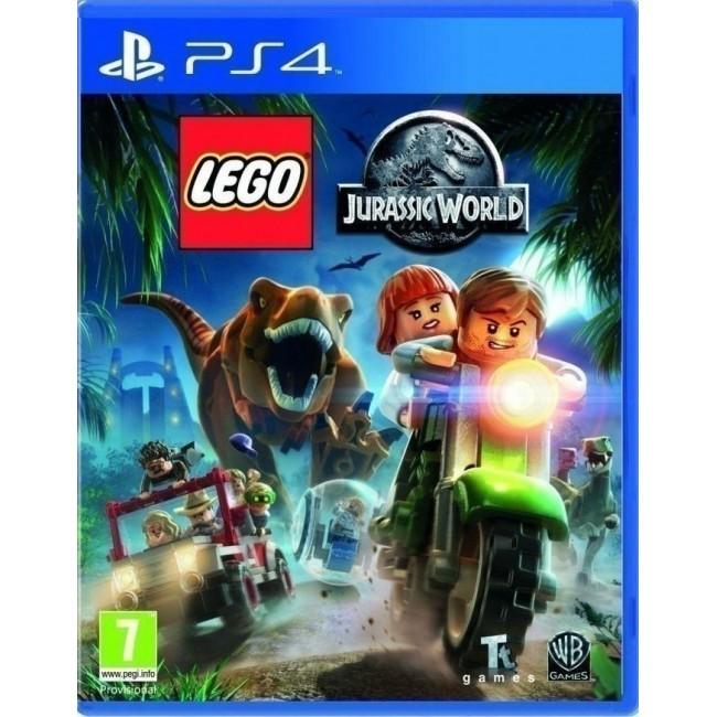 PS4 LEGO JURASSIC WORLD GAME