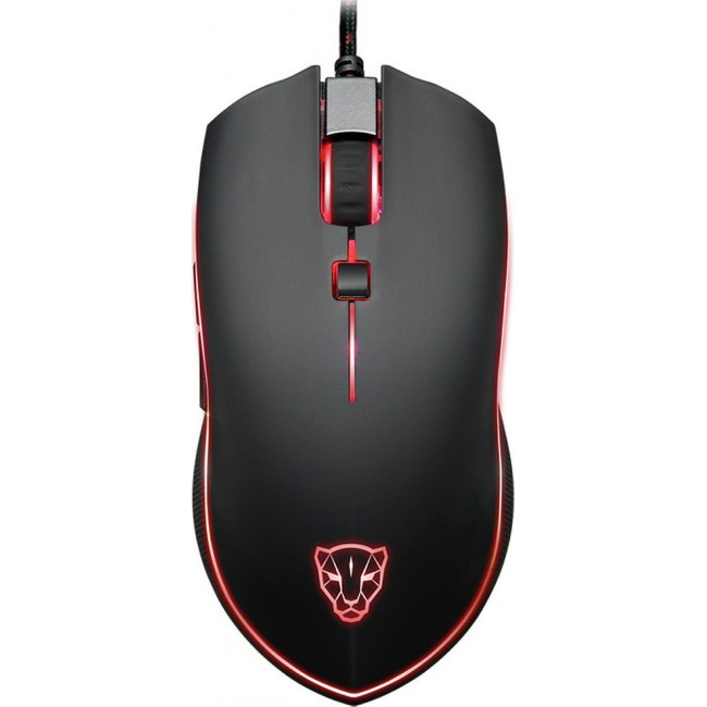 MOUSE MOTOSPEED V40 WIRED GAMING MOUSE BLACK