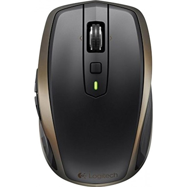 MOUSE LOGITECH MX ANYWHERE 2 FOR BUSINESS WIRELESS GRAPHITE GREY 910-005215