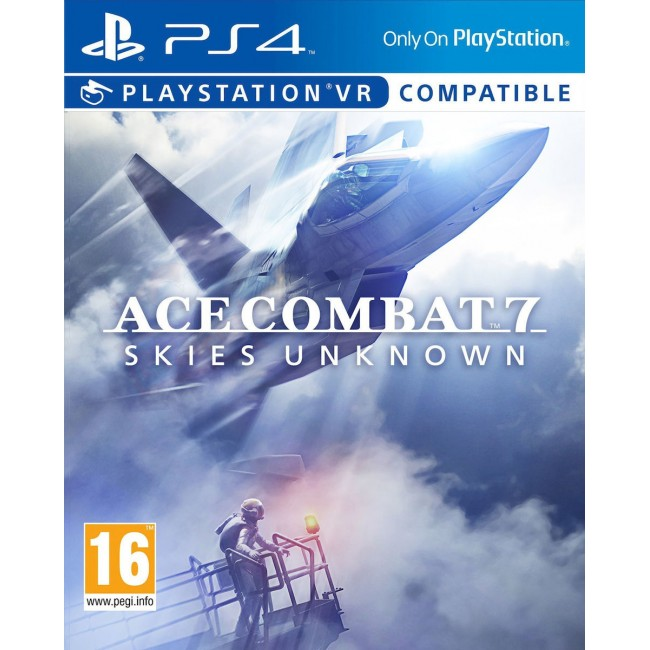 PS4 ACE COMBAT 7 SKIES UNKNOWN GAME