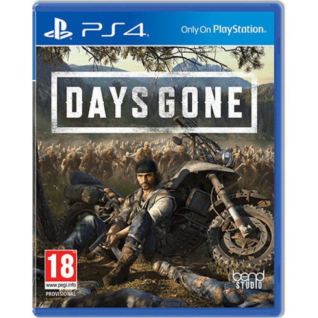 PS4 DAYS GONE STANDARD EDITION
