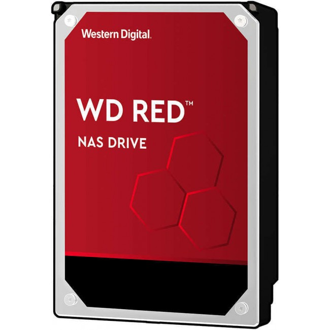 """HDD WD RED NAS 2TB 3.5"""" SATA 3 256MB CACHE WD20EFAX"""