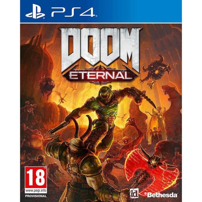 PS4 DOOM ETERNAL GAME