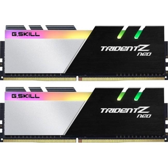 RAM G.SKILL TRIDENTZ NEO 16GB 2X8 DDR4-3600MHz F4-3600C16D-16GTZNC