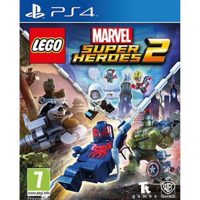 PS4 LEGO MARVEL SUPERHEROES 2 GAME