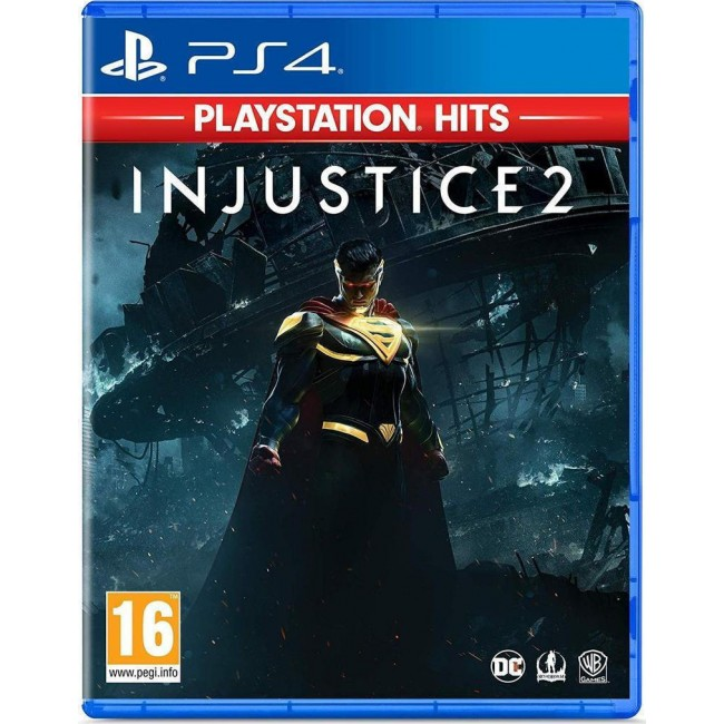 PS4 INJUSTICE 2 GAME (HITS)